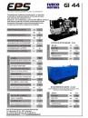 Технические характеристики дизельных генераторов на двигателях IVECO MOTORS