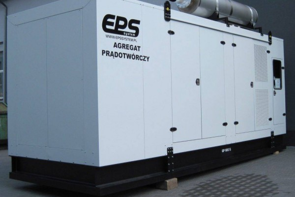 Дизель-генераторы EPS System (Польша)