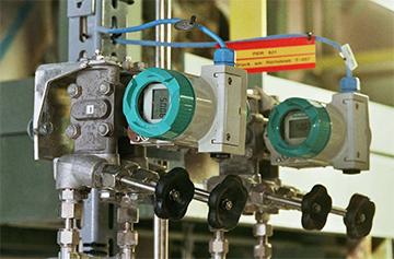Измерение уровня жидкости (пива) в цилиндро-коническом бродильном танке (ЦКТ)