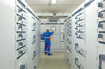 Низкое напряжение - распределение электроэнергии