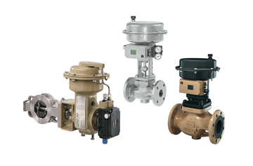 Регулирующие клапаны на Ру до 40 (ANSI Class 300) и 450 °C