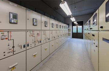 Среднее напряжение - распределение электроэнергии